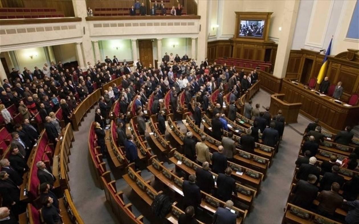 Ουκρανία προς Μόσχα: Μην υπονομεύσετε την εθνική κυριαρχία