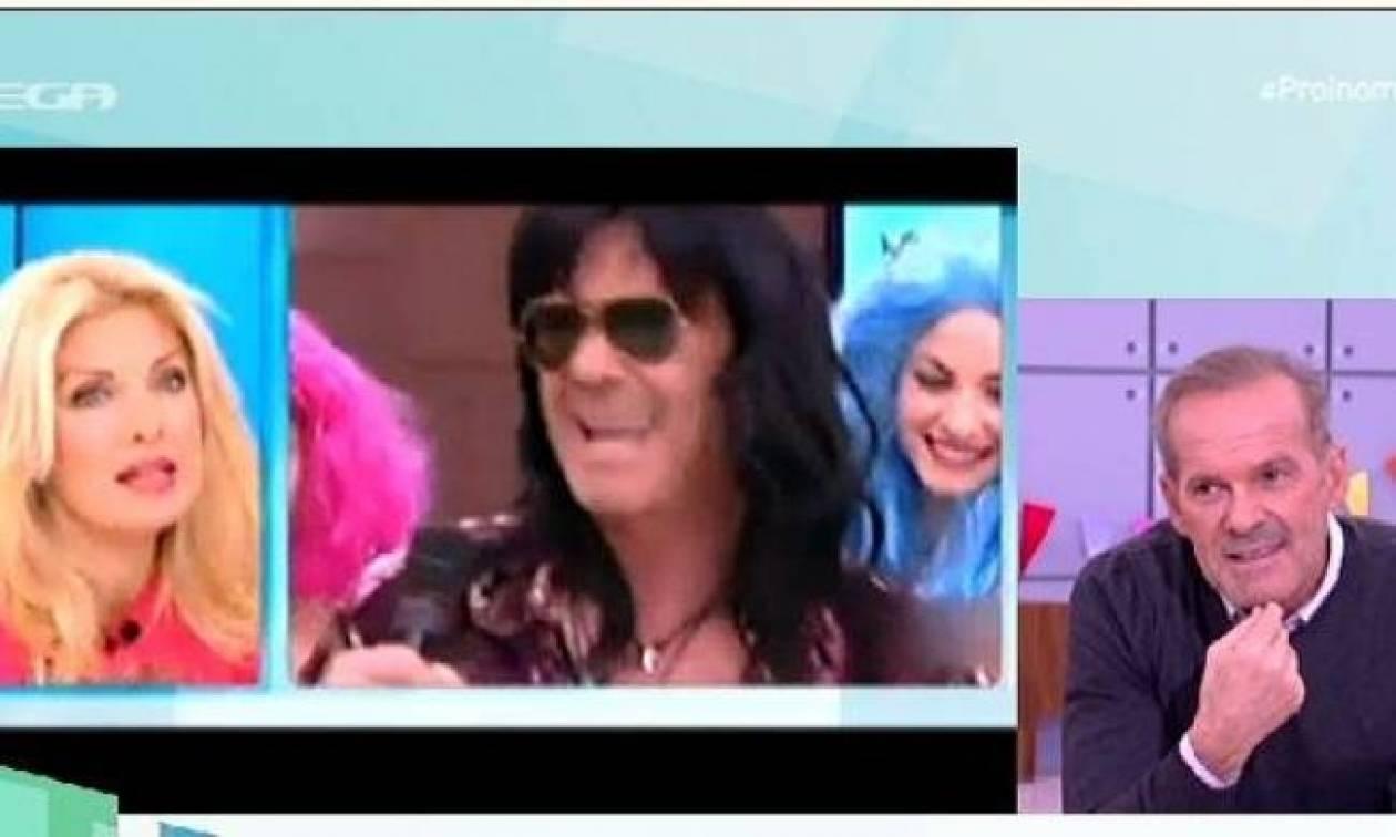 Το μήνυμα της Μενεγάκη στον Κωστόπουλο και η απάντησή του on air!