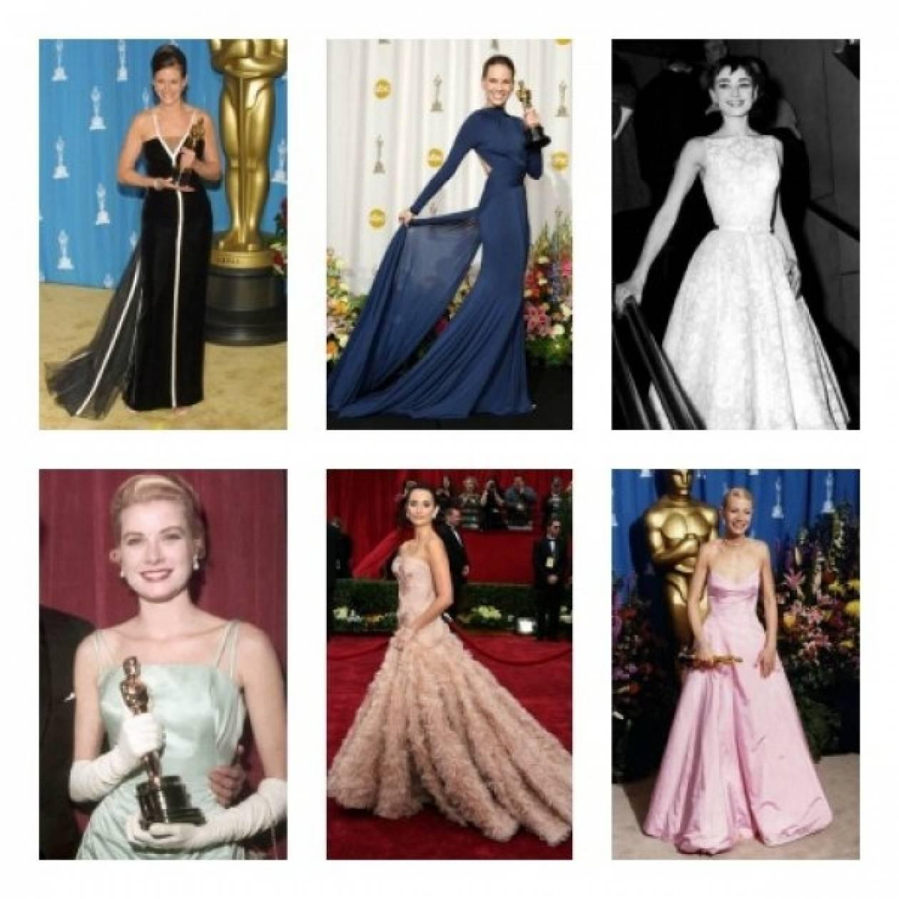 Αυτά είναι τα 12 φορέματα από το κόκκινο χαλί των Όσκαρ