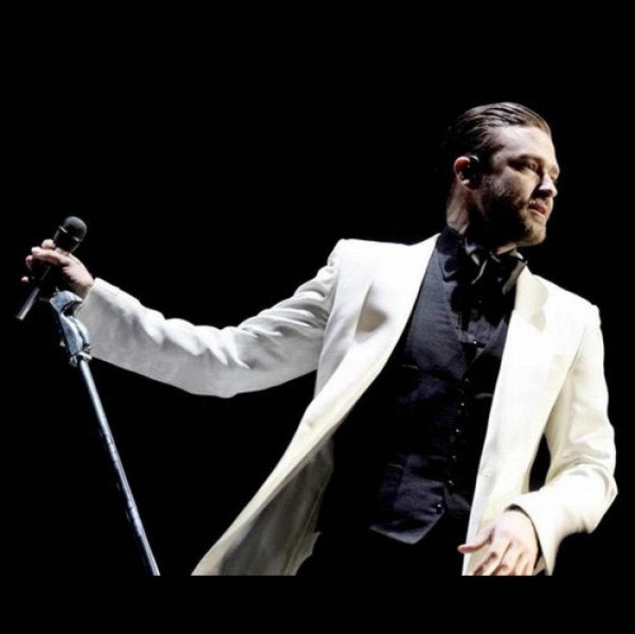 Η άσεμνη συμπεριφορά του Justin Timberlake σε συναυλία που προκάλεσε