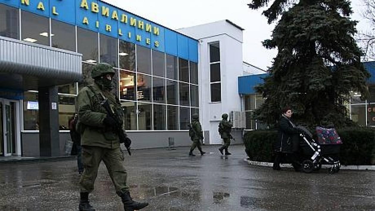 ΕΕ: Στην κατάσταση στην Κριμαία πρέπει να δοθεί μια πολιτική λύση