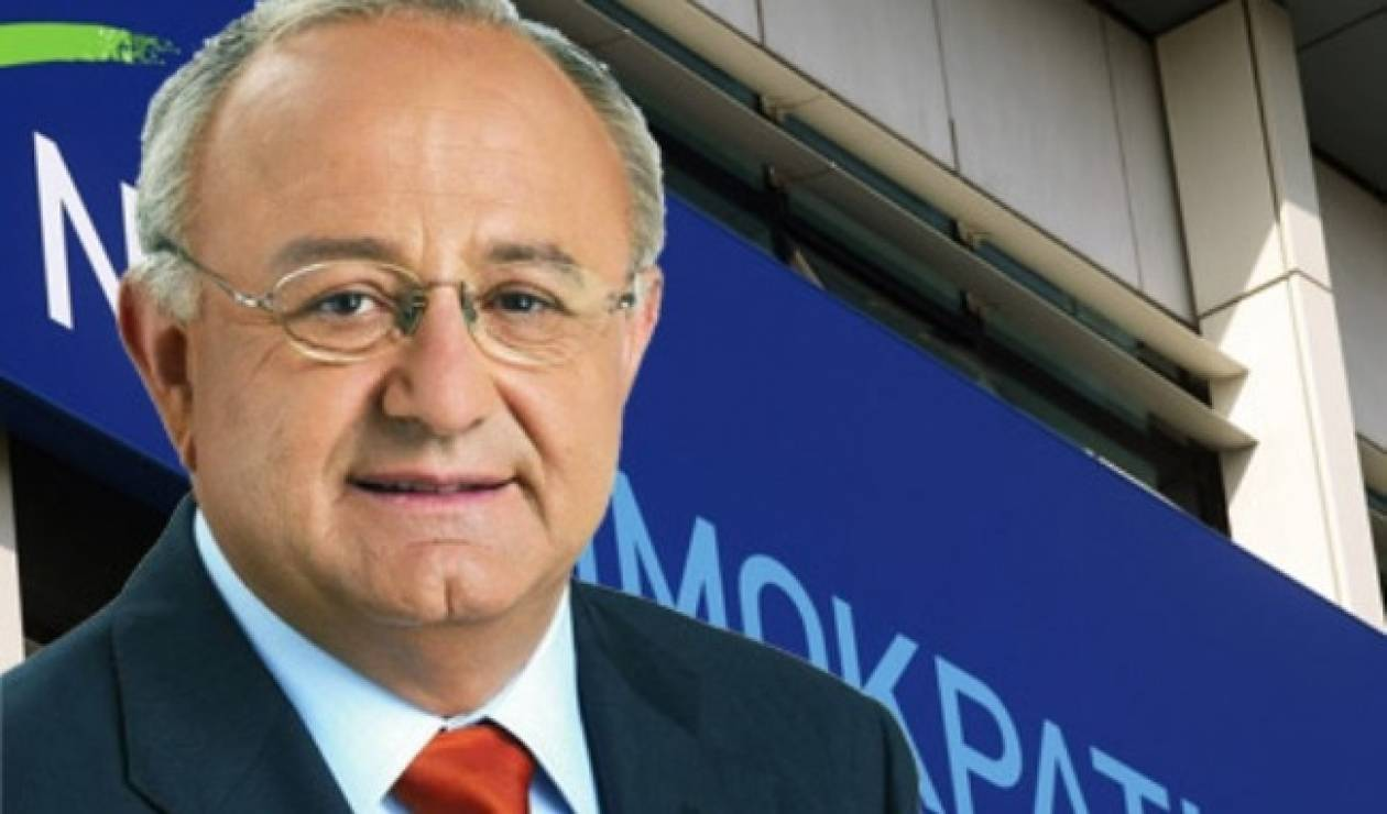 Ο Συμπιλίδης υποψήφιος δήμαρχος με τη ΝΔ