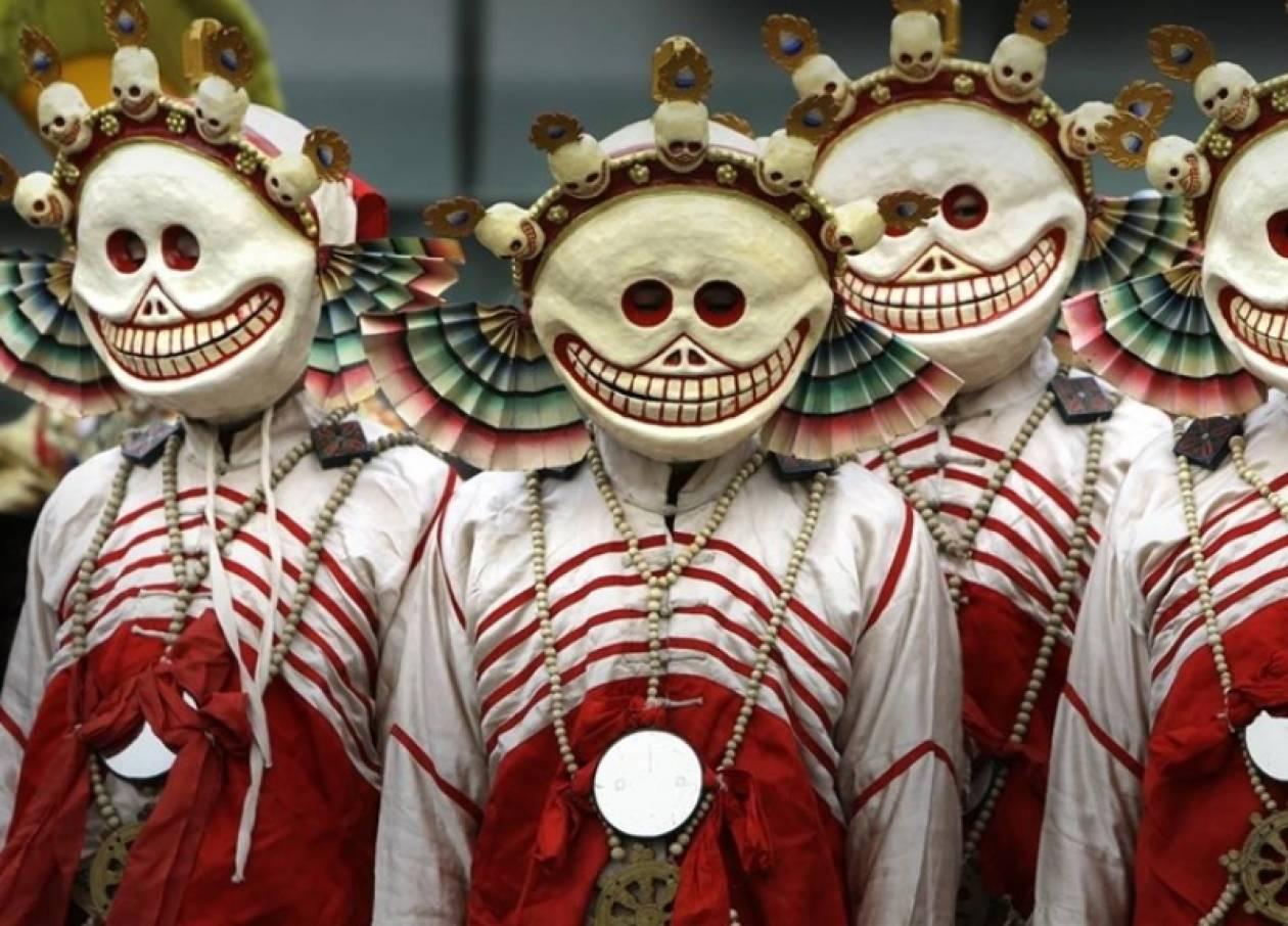 Δείτε πώς γιόρτασαν στο Θιβέτ τον ερχομό του νέου έτους