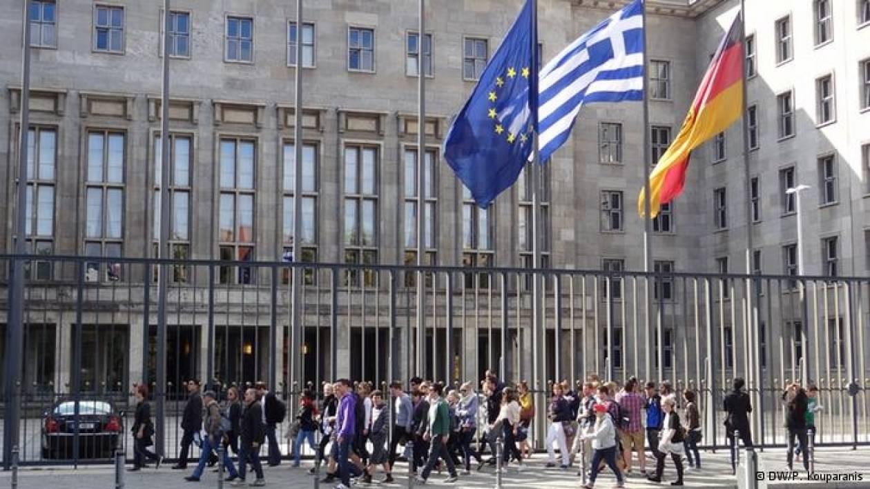«Το Βερολίνο προσαρμόζεται σε διαρκή χρηματοδότηση της Αθήνας;»