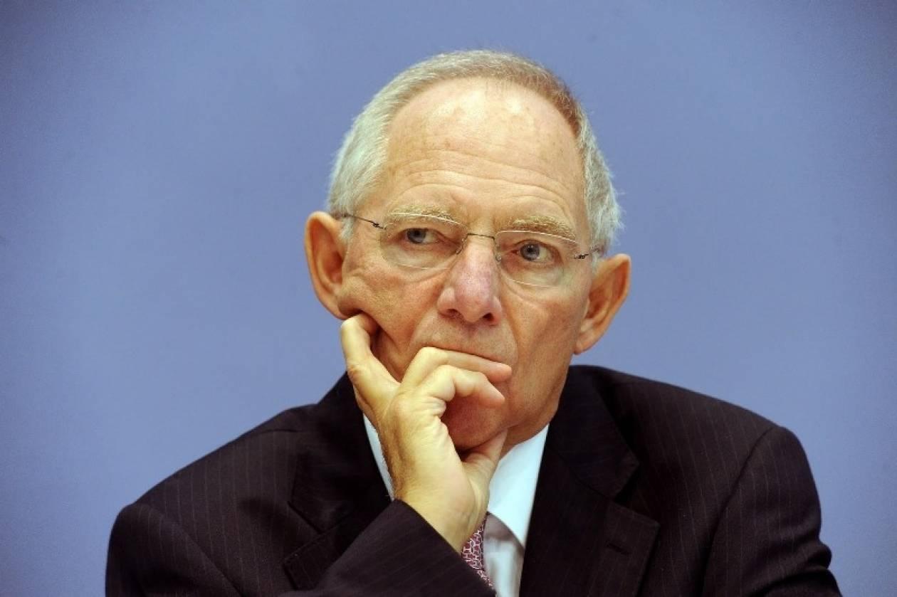 Σόιμπλε: Έχει επιστρέψει η εμπιστοσύνη στο ευρώ