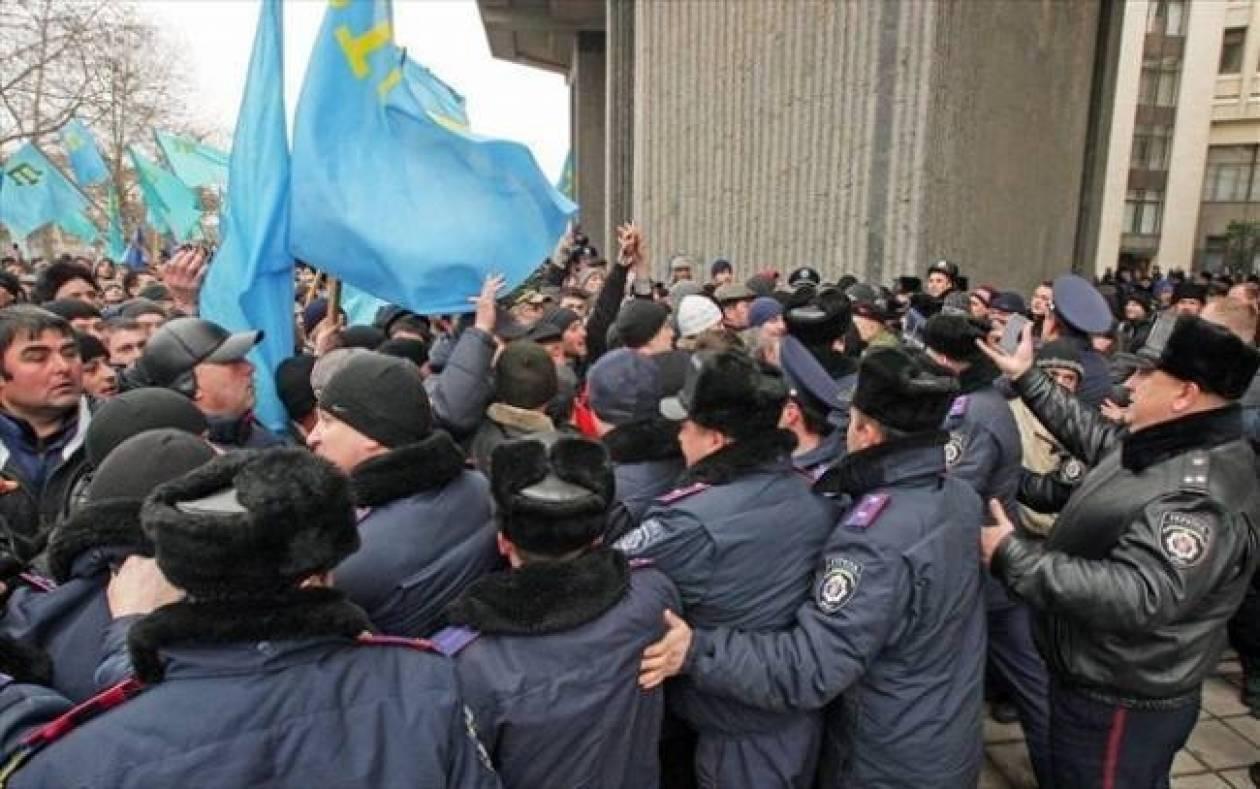 «Eνδεχόμενο να κηρυχθεί κατάσταση έκτακτης ανάγκης στην Κριμαία»