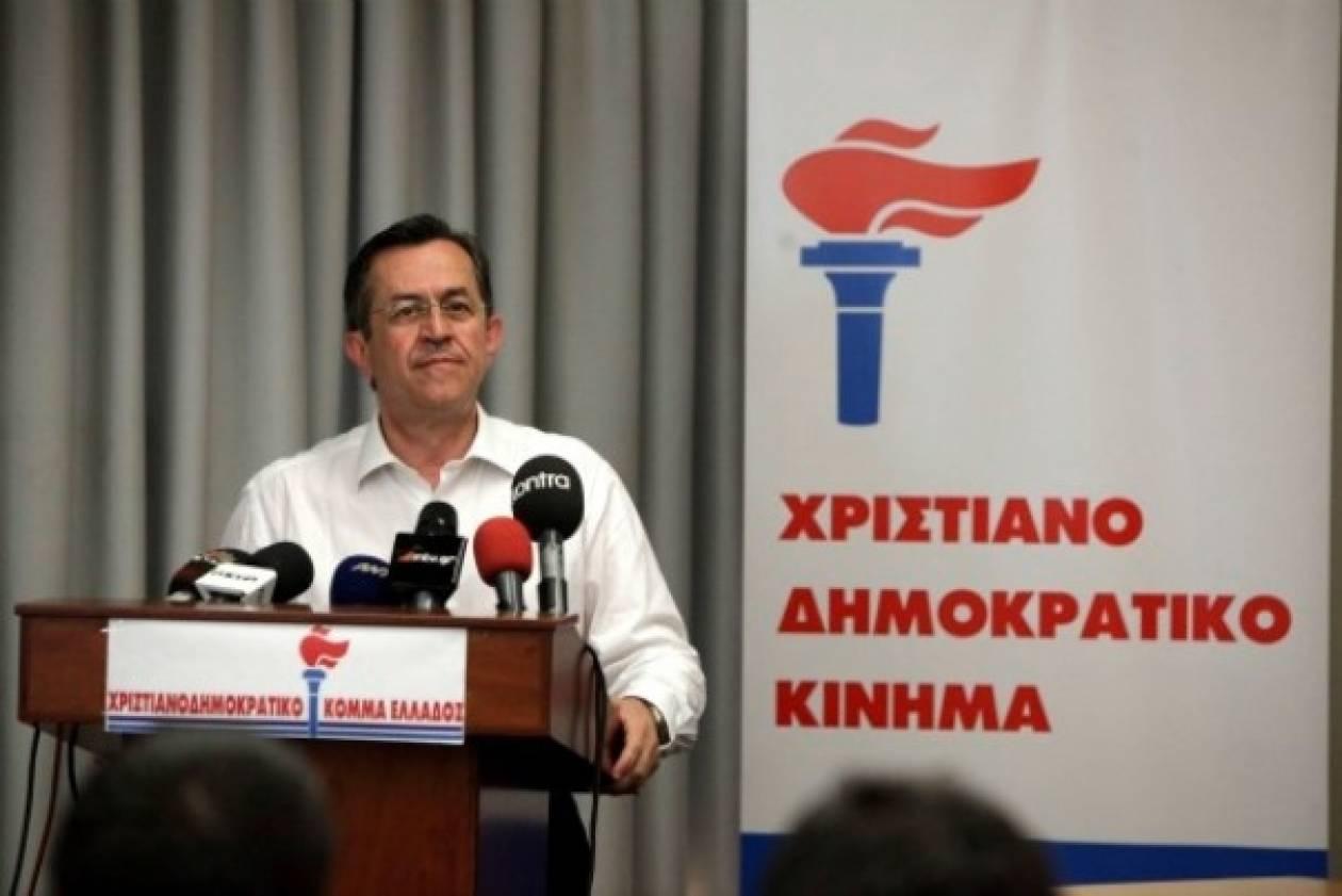 Ο Νικολόπουλος δέχτηκε υποδείξεις και παράτησε την εκπομπή του (vid)