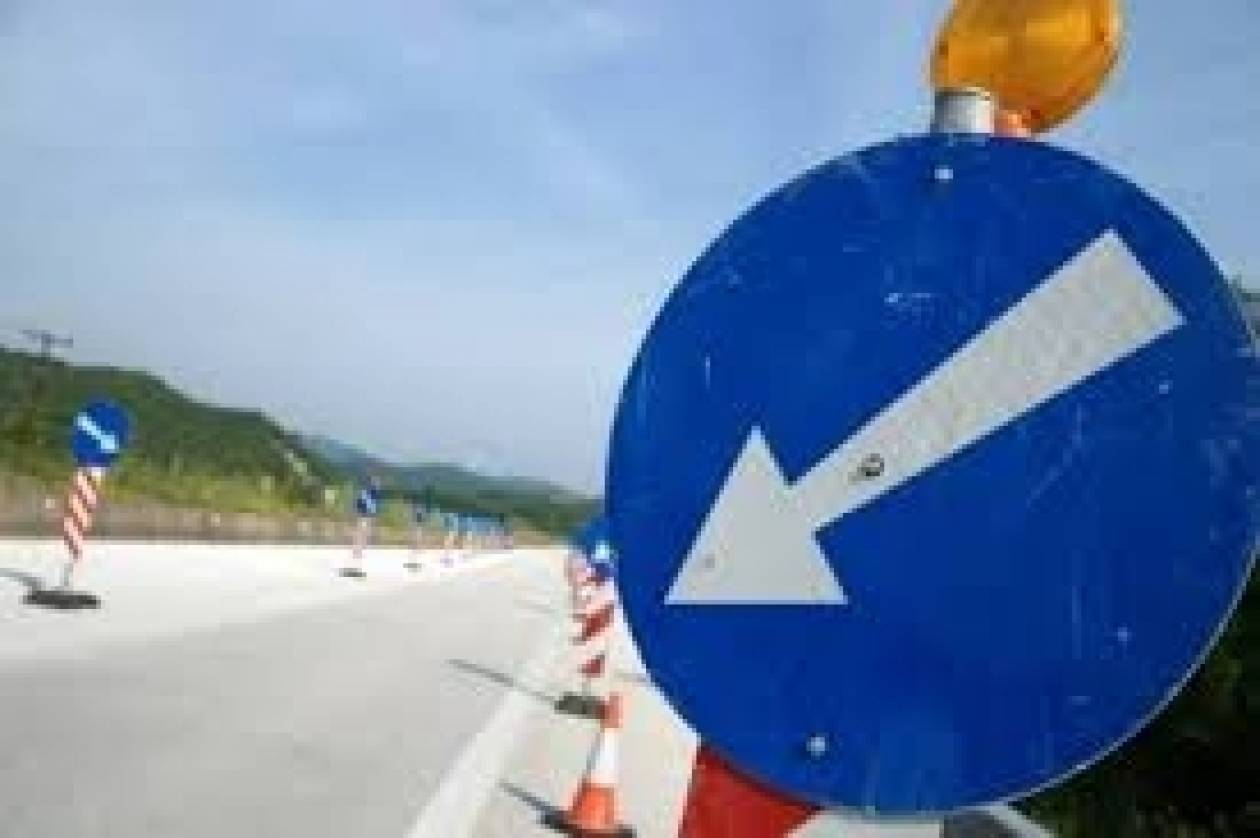 Κλειστή η νέα εθνική οδός Πατρών-Κορίνθου λόγω τροχαίου