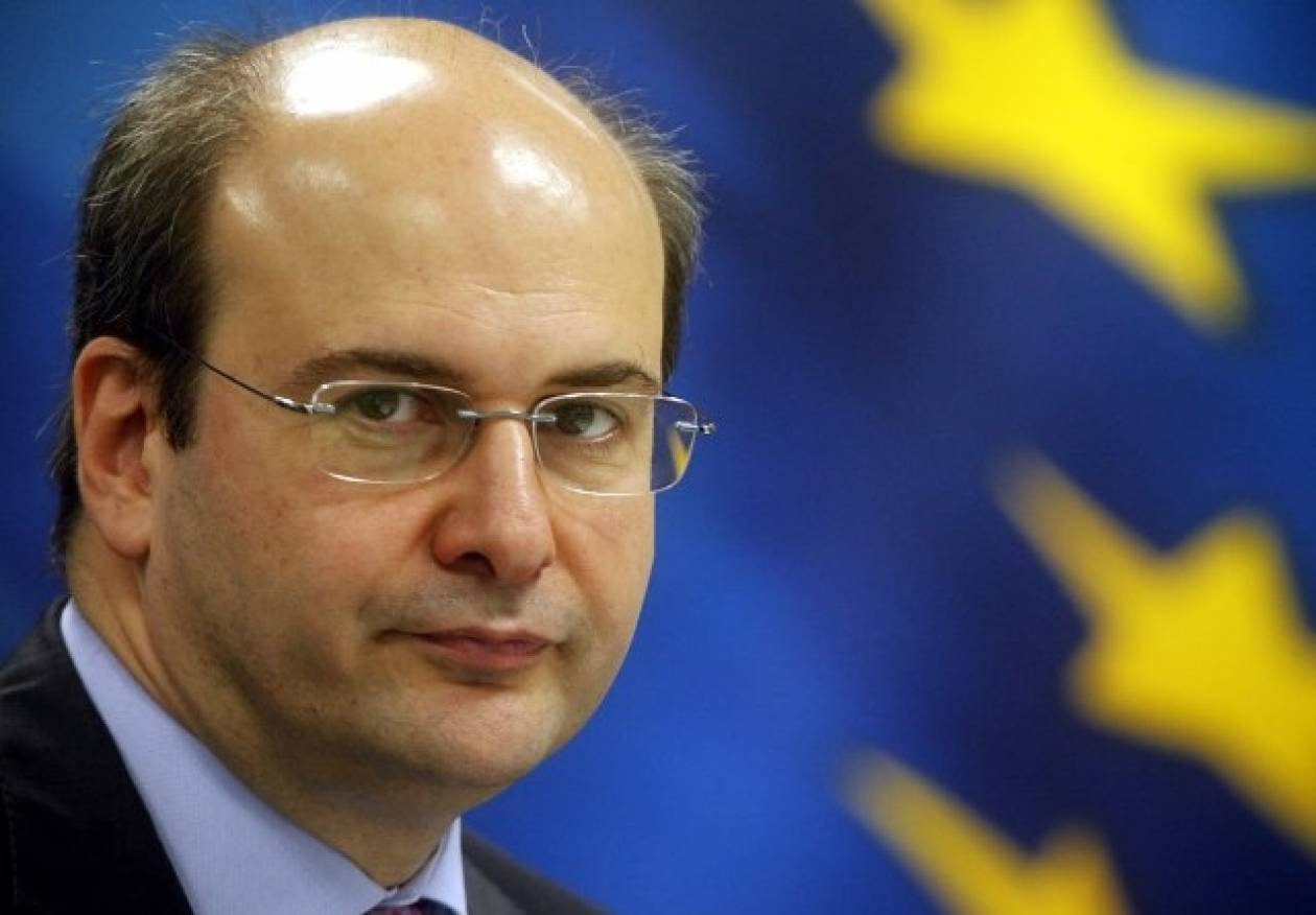Χατζηδάκης:Θετικές οι εξελίξεις στην ανταγωνιστικότητα της βιομηχανίας