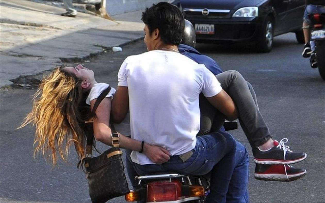Τους 17 έφτασαν οι νεκροί στη Βενεζουέλα