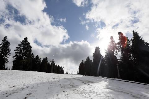 Ανοιχτά τα χιονοδρομικά κέντρα στην Κεντρική και Δυτική Μακεδονία