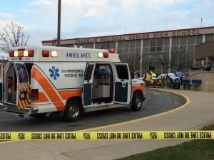 Τουλάχιστον 20 τραυματίες από τις μαχαιριές στο Πίτσμπουργκ