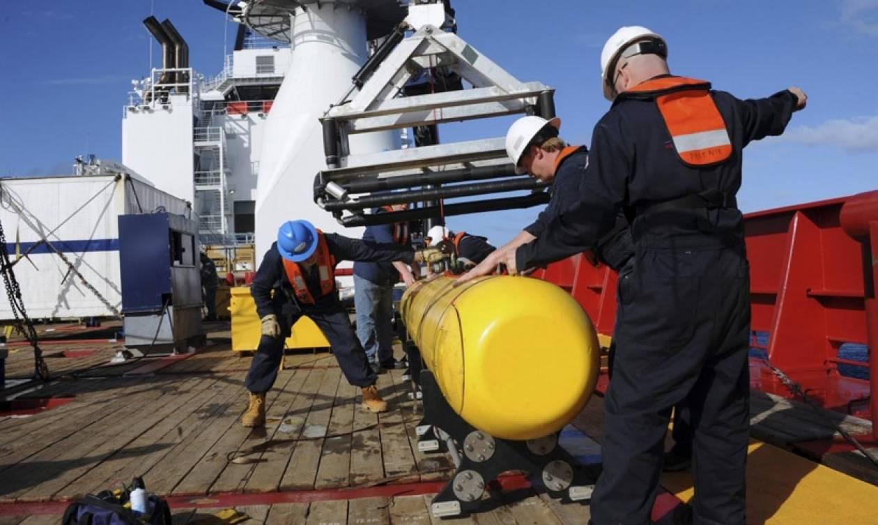 Προτεραιότητα στις υποβρύχιες έρευνες για το Boeing της Malaysia