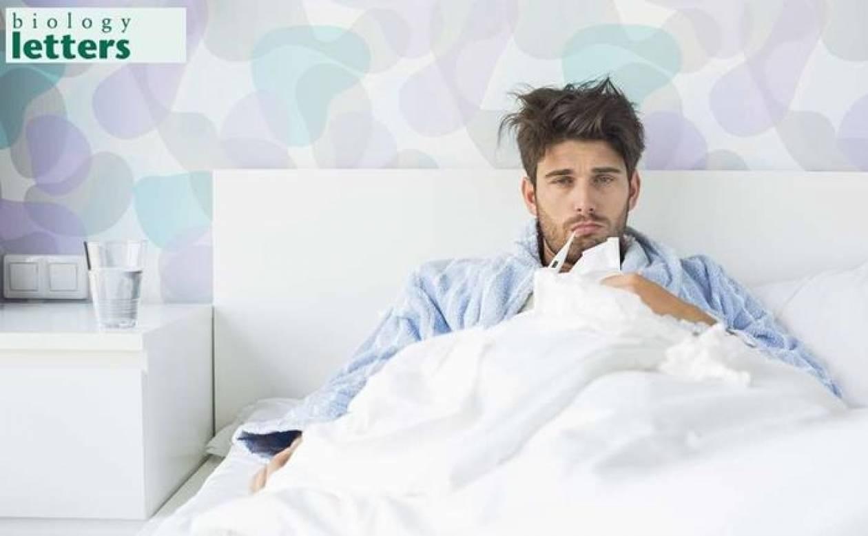 Τι σχέση έχει ο πυρετός με τις ερωτικές προτιμήσεις των ανδρών;