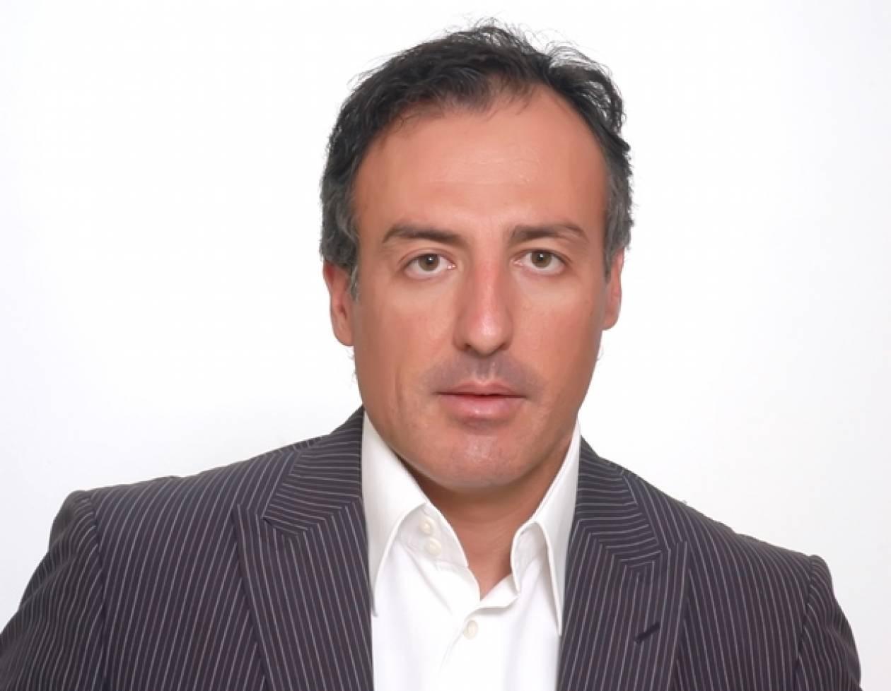 Ο Γιώργος Καλογεράκης υποψήφιος δημοτικός σύμβουλος Αθηναίων
