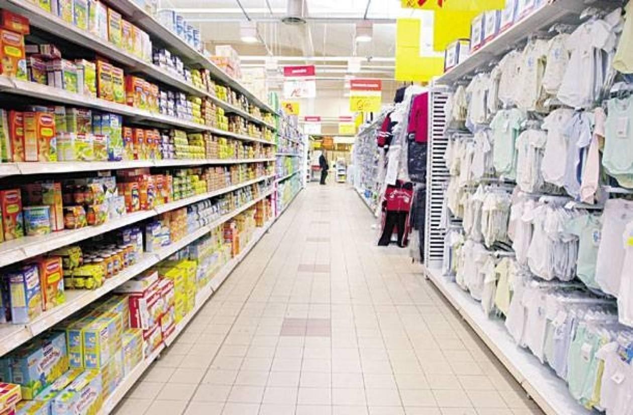 Αυξήθηκε ο όγκος πωλήσεων στο λιανικό εμπόριο