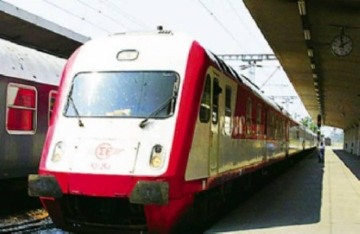 ΤΡΑΙΝΟΣΕ: Διακόπηκε η κυκλοφορία στη γραμμή Ξάνθη-Αλεξανδρούπολη