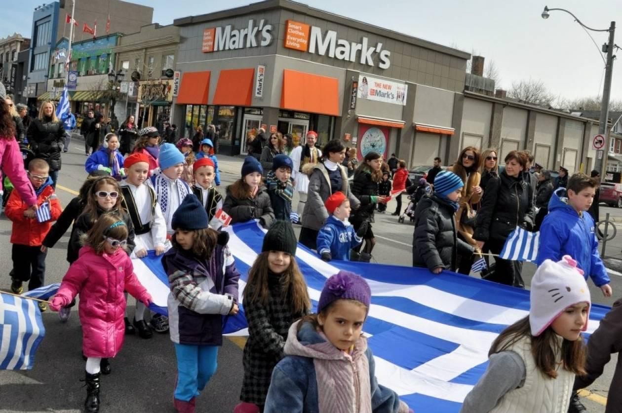 «Άγγιγμα ελληνικής παράδοσης» στο Τορόντο
