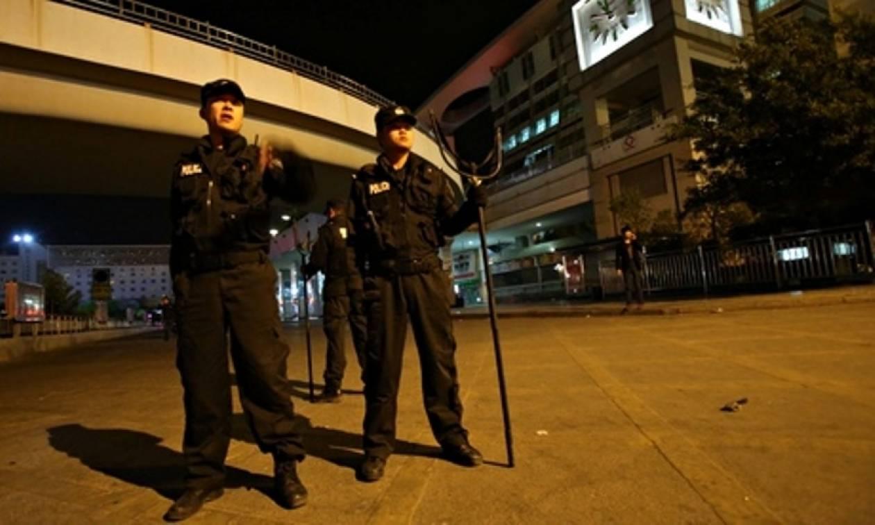 Κίνα: Ισχυρή έκρηξη σε σιδηροδρομικό σταθμό