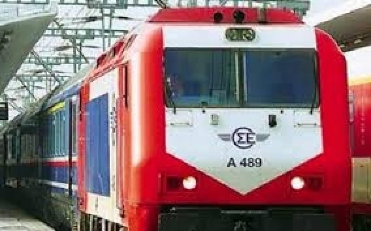 Μεγάλη ταλαιπωρία για επιβάτες τρένου λόγω κακοκαιρίας