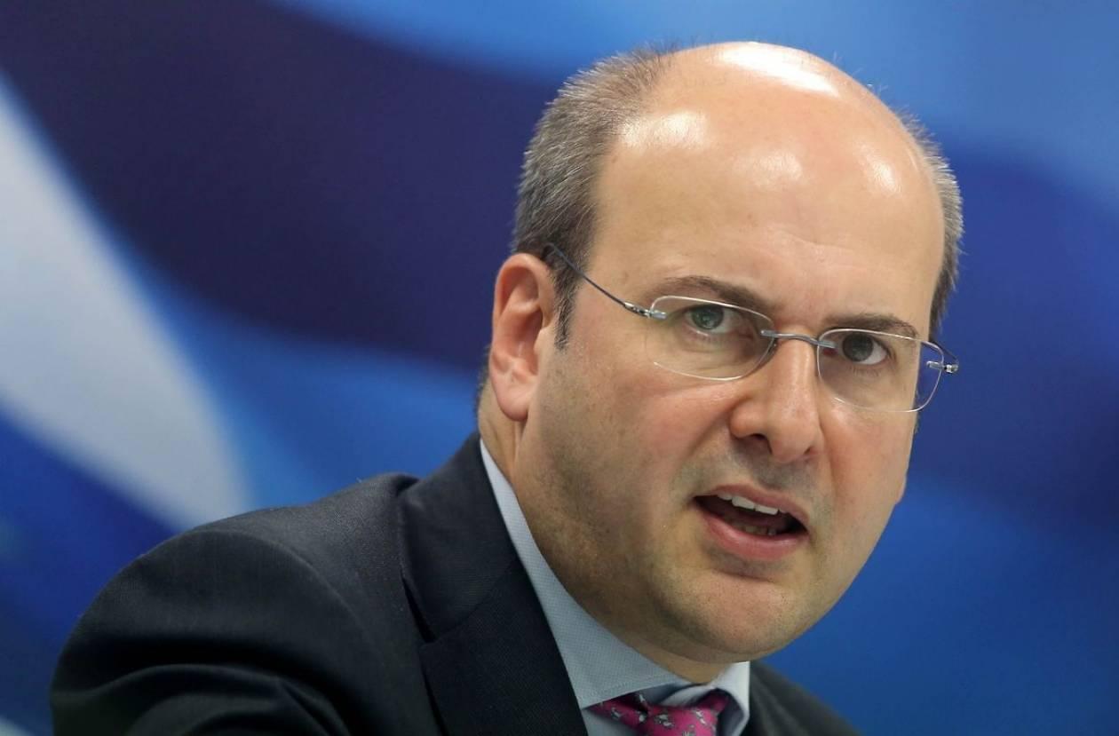 Χατζηδάκης:Μικρομεσαίους και επιχειρήσεις θα χρηματοδοτούν οι τράπεζες