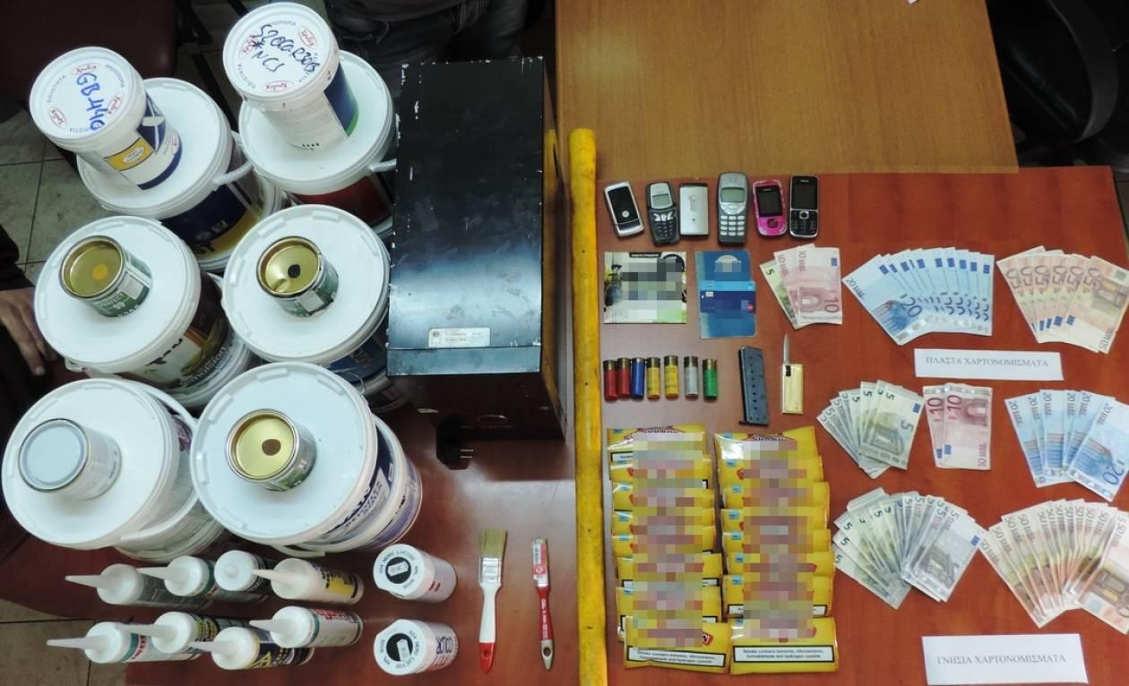 Δράμα: Γέμισαν την αγορά με πλαστά χαρτονομίσματα