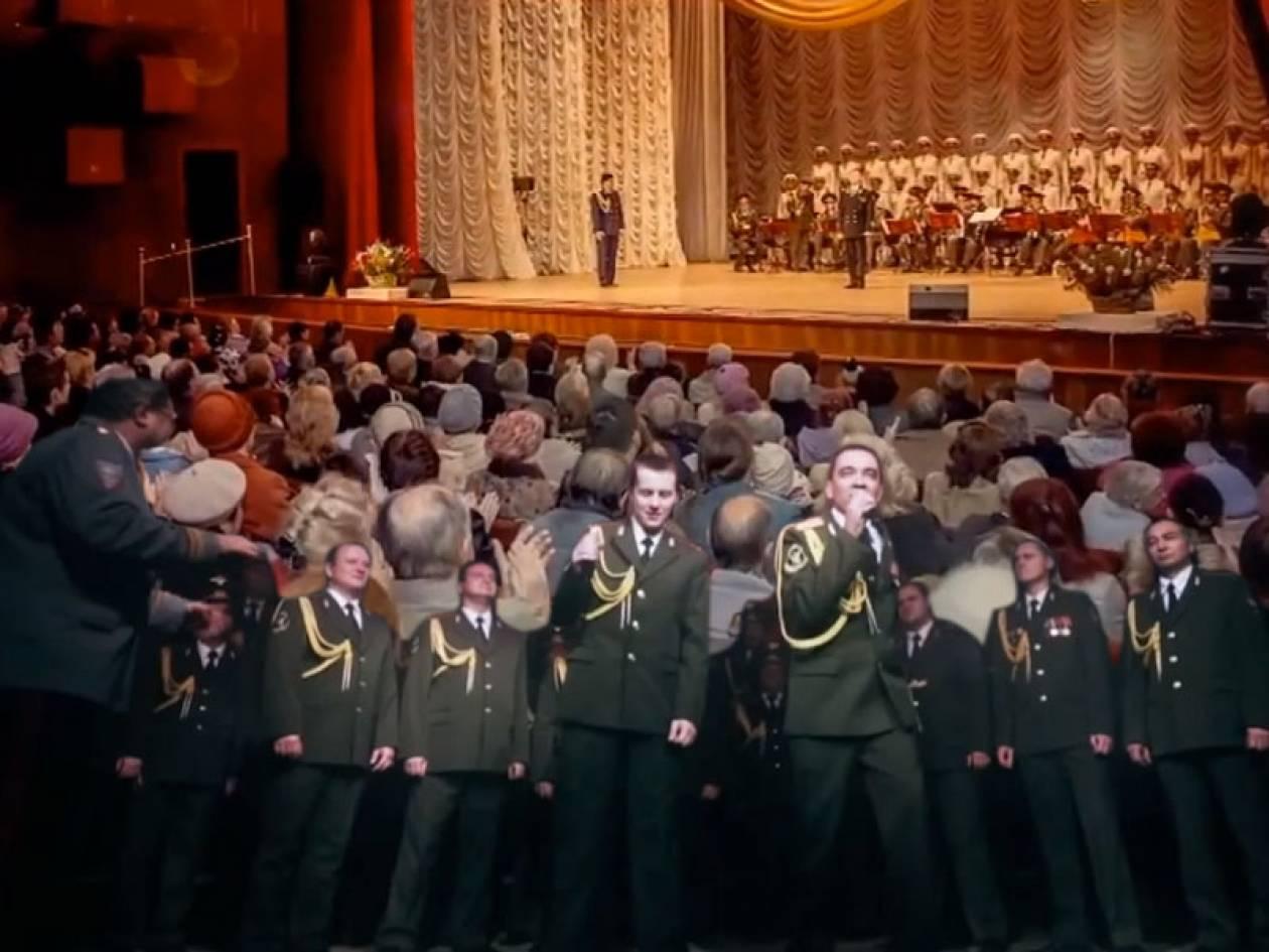 Τα «πράσινα ανθρωπάκια» της Κριμαίας απέκτησαν τον ύμνο τους
