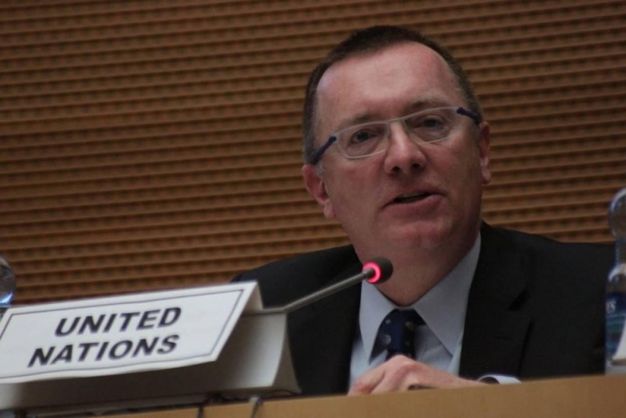 Κύπρος: Επίσκεψη αξιωματούχου του ΟΗΕ