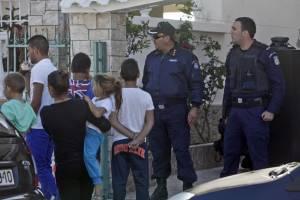 Χαλκηδόνα:  Αθίγγανοι επιτέθηκαν σε αστυνομικούς σε καταυλισμό