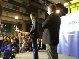 Εκλογές 2014: Έκλαψε ο Μπακογιάννης- Δείτε πού αφιέρωσε τη νίκη του