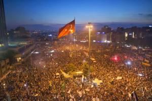 Τουρκία: Ένας χρόνος από το ξέσπασμα οργής στο πάρκο Γκεζί