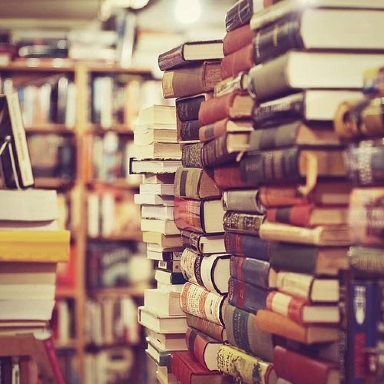 Фото девушка дня в библиотеке 9 фотография