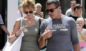 Μέλανι Γκρίφιθ - Αντόνιο Μπαντέρας: Χώρισαν μετά από 18 χρόνια!