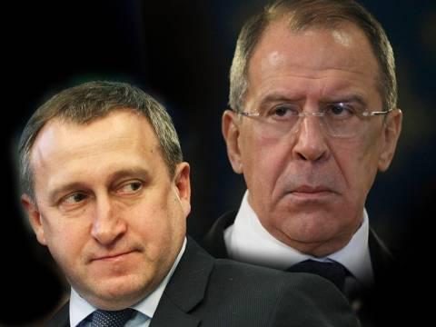 Η Μόσχα ζητά απομάκρυνση του Ουκρανού ΥΠΕΞ
