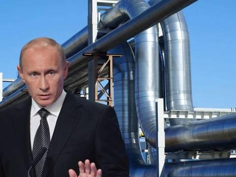 Οργή στη Μόσχα για τα «παιχνίδια» του Κιέβου με το ρωσικό φυσικό αέριο