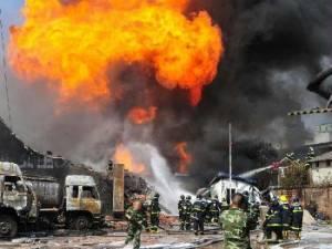 Κίνα: Έκρηξη σε αποθήκη πυρομαχικών σκόρπισε τον θάνατο 17 στρατιωτών