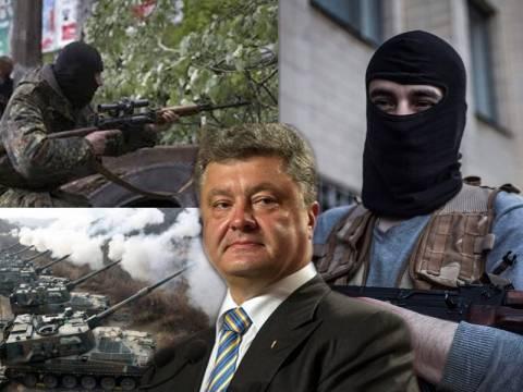 Ποροσένκο: Η Ανατολική Ουκρανία δεν θα επιστρέψει με τη βία
