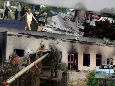 Απίστευτες φασιστικές αγριότητες στον εμφύλιο της Ουκρανίας
