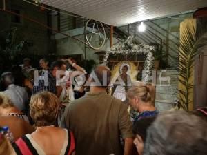 Ρόδος: Πλήθος κόσμου στον εορτασμό του Αγίου Φανουρίου (βίντεο)