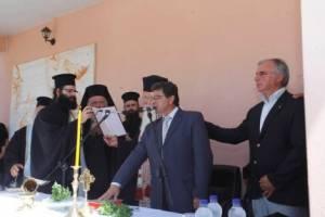 Αρχιεπίσκοπος από Δίστομο: «Ζούμε σε μια μαρτυρική εποχή με δυσκολίες και αγωνίες»