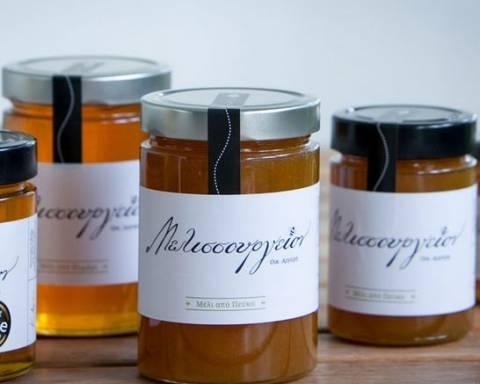 Η γλυκιά ιστορία του «Μελισσουργείου»