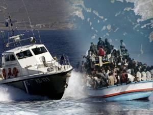 Έφθασε το «τσουνάμι» των λαθρομεταναστών