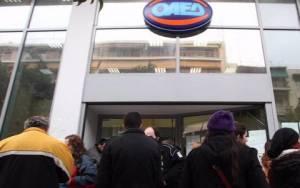 ΟΑΕΔ: Νέο πρόγραμμα επιχορήγησης για πρόσληψη 5.000 ανέργων