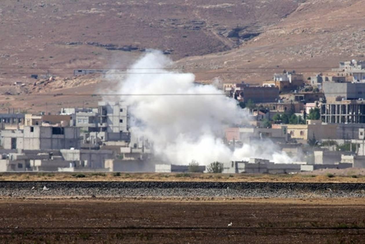 Συρία: Πολιορκούν την Κομπανί οι τζιχαντιστές – Δεκάδες νεκρά παιδιά