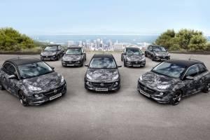Opel: Τα ADAM περιορισμένης έκδοσης σε δημοπρασία