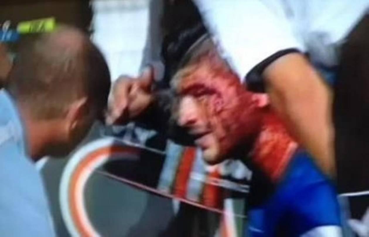 Ανατριχιαστικός τραυματισμός σε αγώνα της Football League (videos)