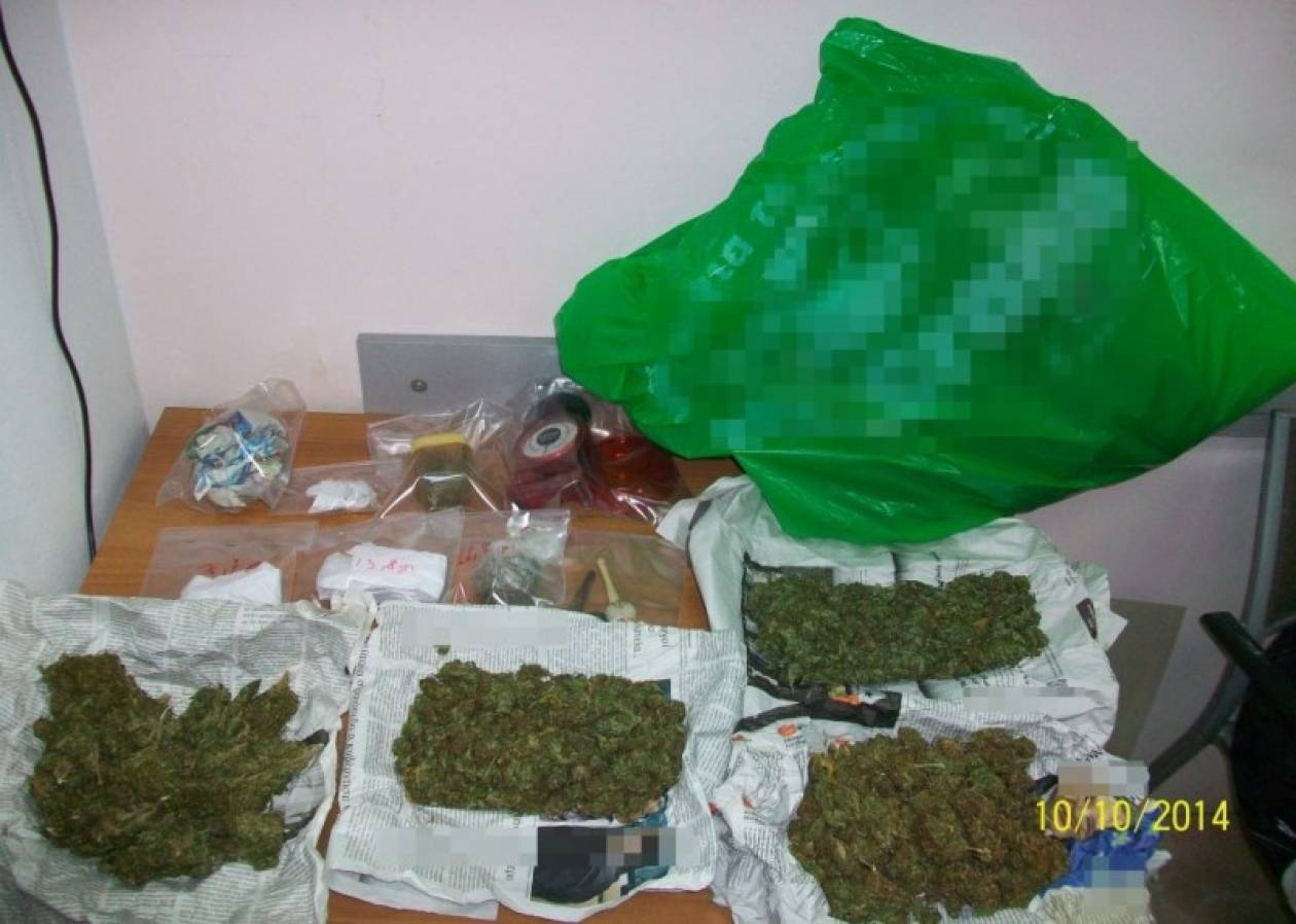 Κομοτηνή: Συνελήφθη 33χρονος για καλλιέργεια δενδρυλλίων κάνναβης (pics)