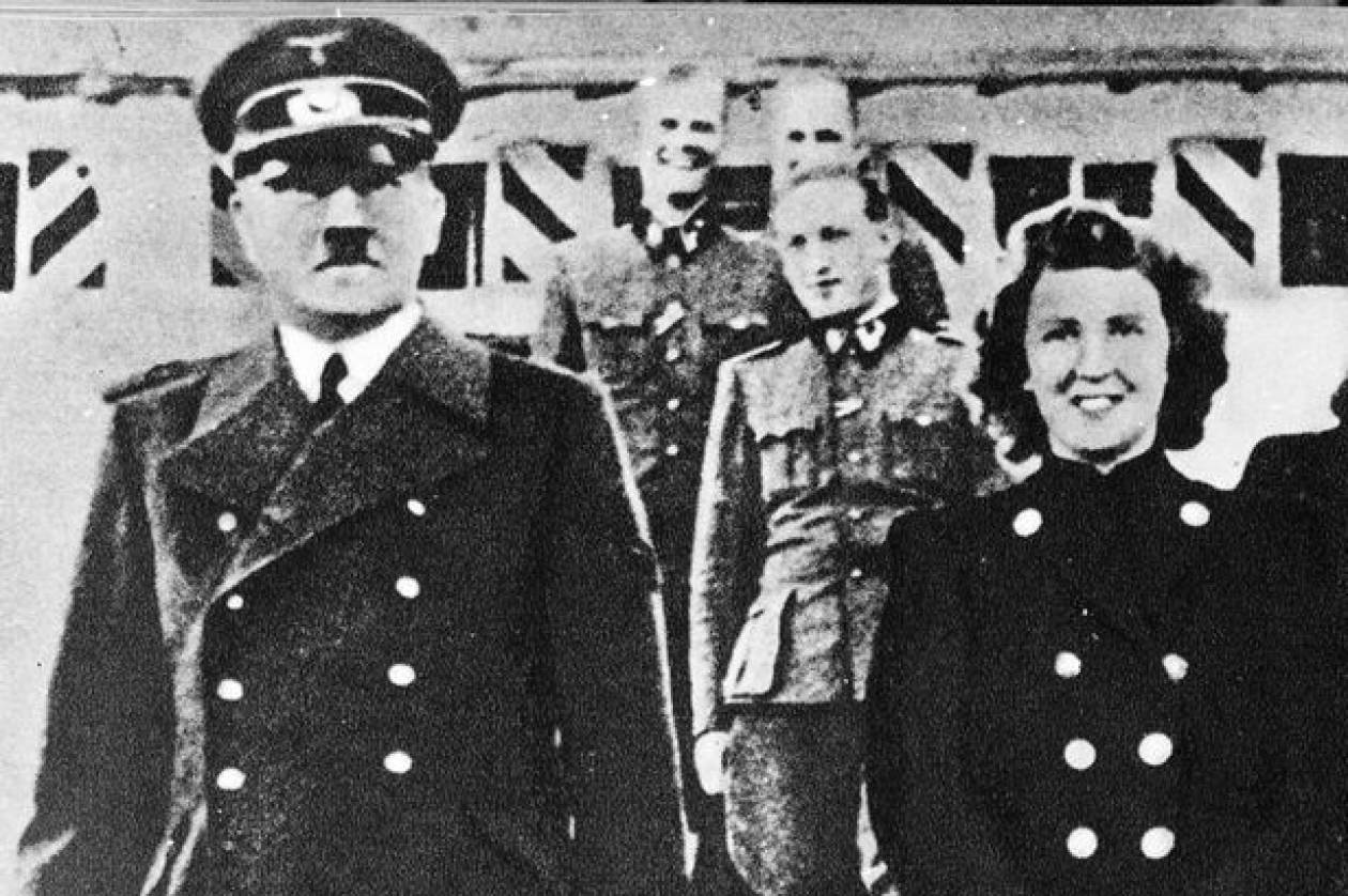 Ο Χίτλερ και η Εύα Μπράουν έκαναν σεξ χωρίς να... αγγίζονται!