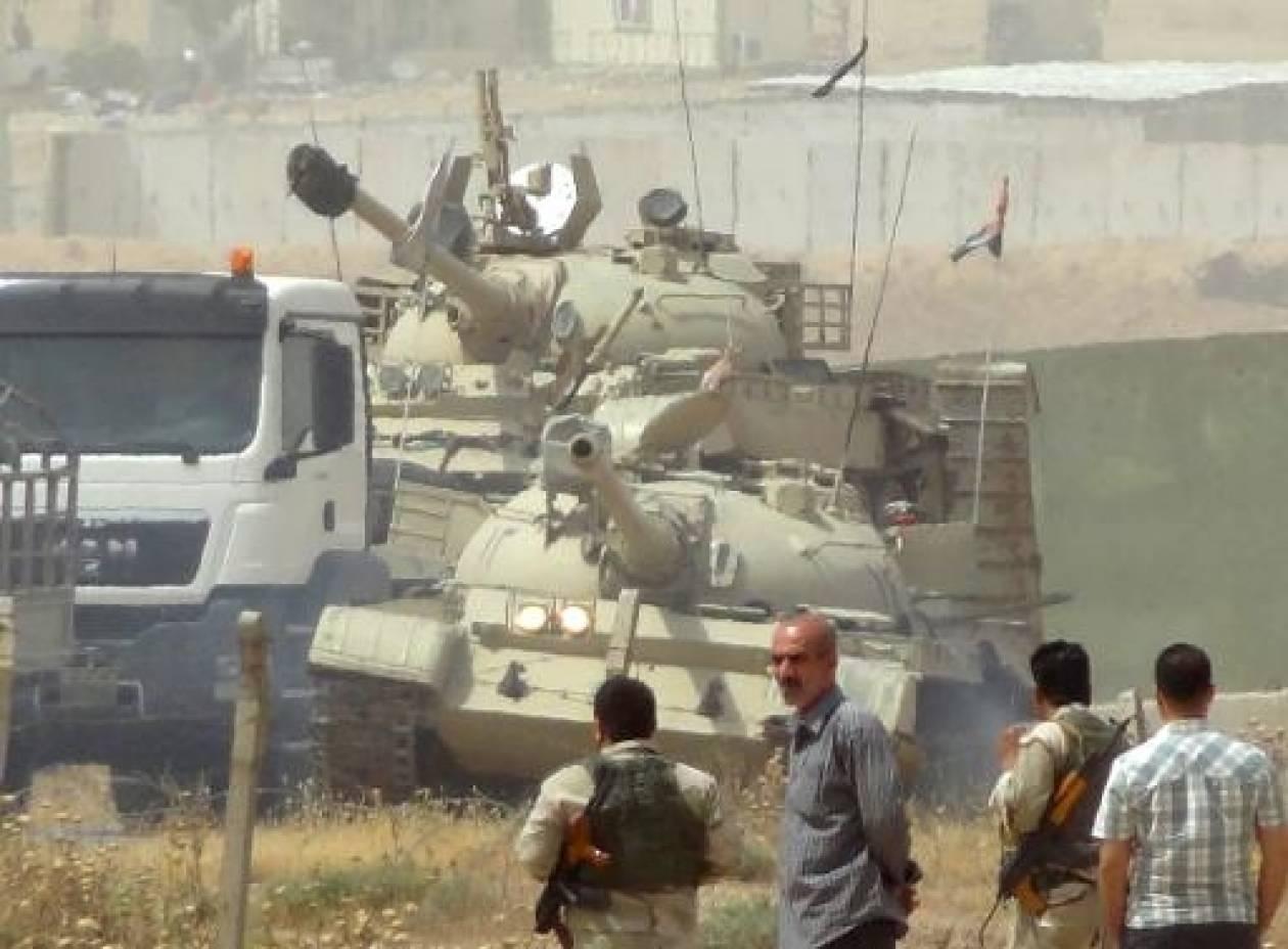 Οι ΗΠΑ αναλαμβάνουν να κατευθύνουν τον Ιρακινό στρατό για τη μάχη της Μοσούλης