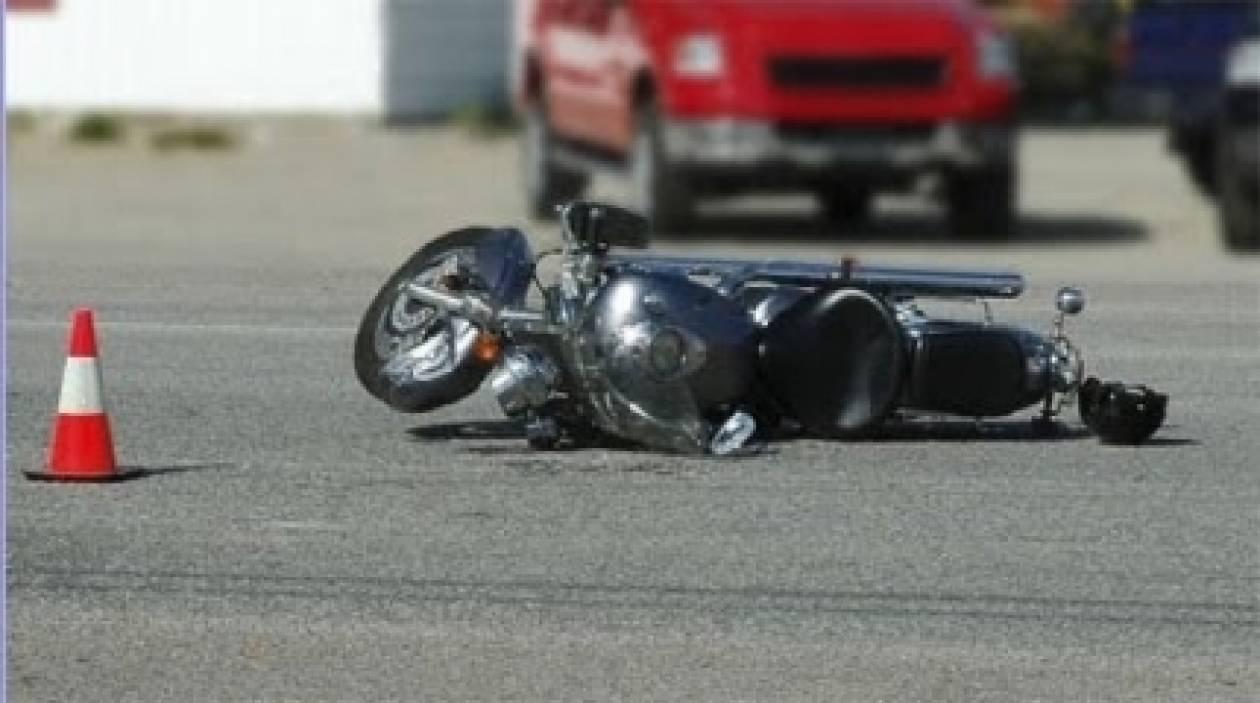 Κρήτη: Τροχαίο ατύχημα με μηχανή σε παραλιακή του Ηρακλείου